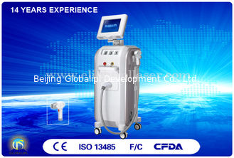 Wrinkle Removal Skin Tightening Equipment RF 10.4 Inch Color LCD Touch Screen