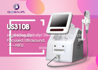 "3.2MHz Frequency Wrinkle Remover Hifu Machine With 10 "" Color Touch LCD Screen"