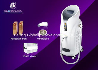 Çin water+air+semiconductor cooling system hair removal diode laser machine Tedarikçi