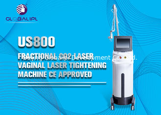 Scar Removal Stretch CO2 Fractional Laser Machine With Air Cooling System