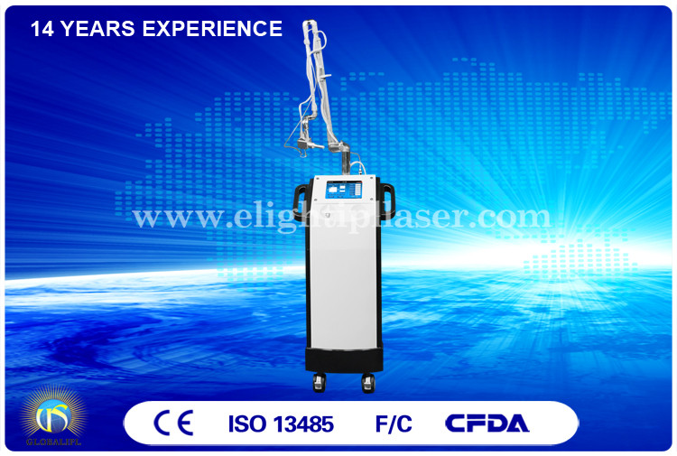Treatment for Skin Resurfacing CO2 Fractional Laser Machine Vertical Safe