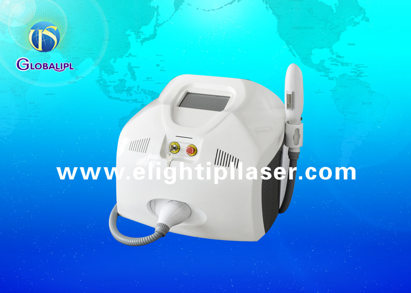 Painfree Home Use IPL Hair Removing Machine Freckle Removal , Breast Lifting Up