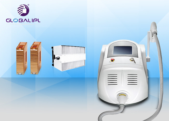 2 In 1 808nm Diode Laser Hair Removal Machine Multifunctional 2200W Output Power